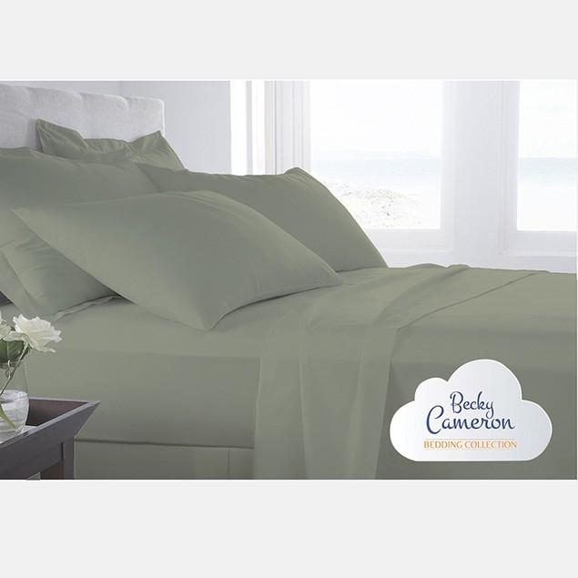 Becky Cameron 1800 series Egyptian Comfort Sheets