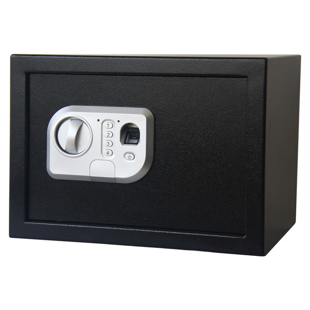 Fingerprint and Digital Steel Safe