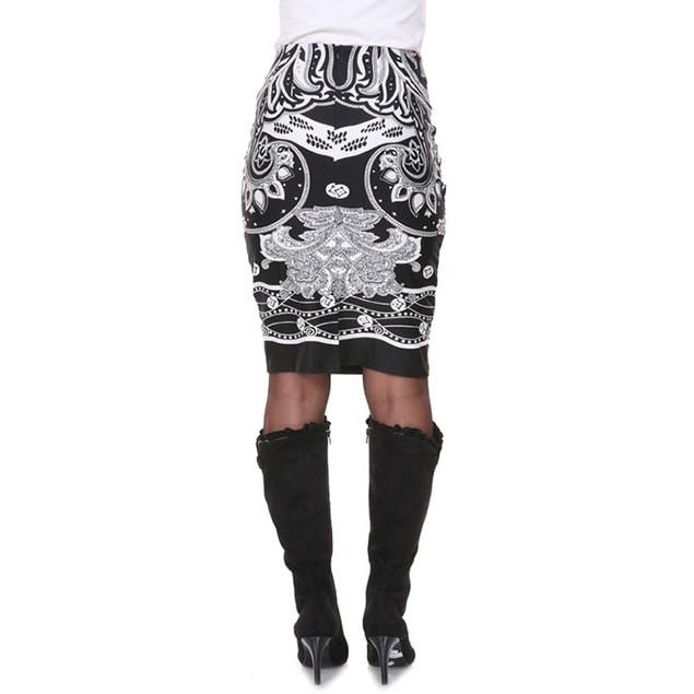 Pretty & Proper Bandana Print Skirt