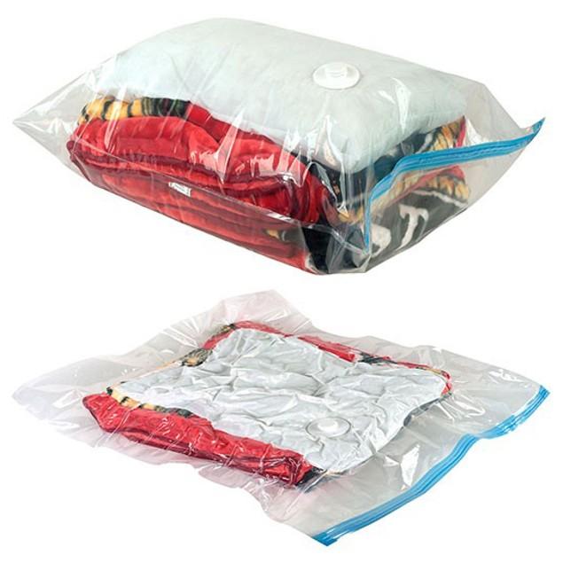 2-Pack Sto-Away Gigantic Space Saving Vacuum Bags