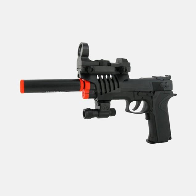 Electric Full Auto Tactical Model 2023A Pistol