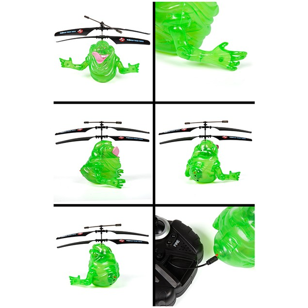 Ghostbusters Slimer 2 Ch IR Helicopter