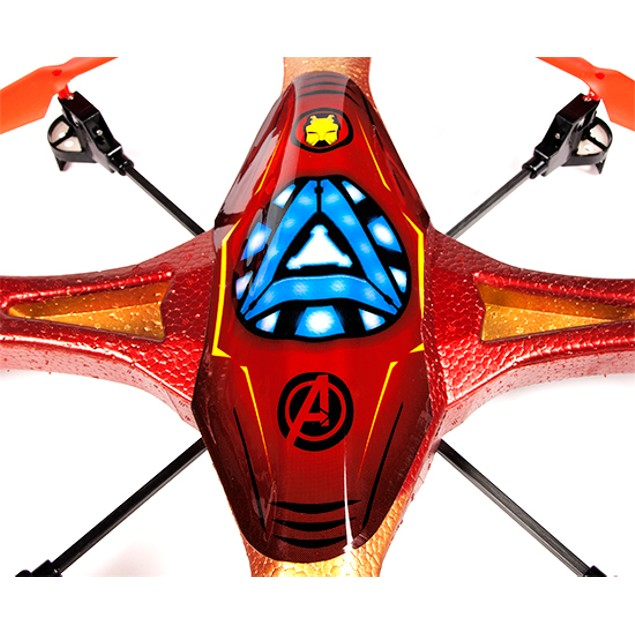 Marvel Avengers Iron Man 2.4GHz 4.5CH RC Super Drone