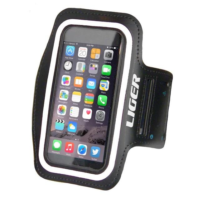 Liger Sweat Proof Armband Case + Key Holder