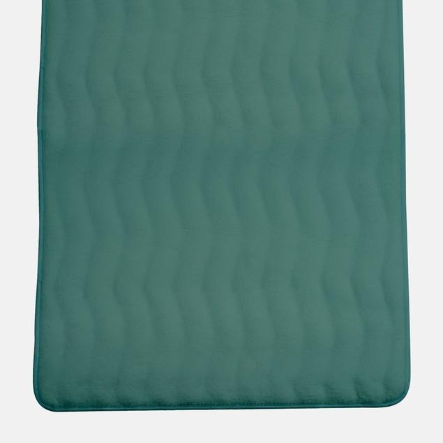 Lavish Home Memory Foam Extra Long Bath Mats
