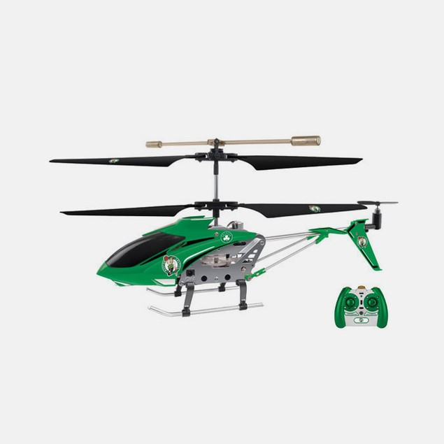 NBA Boston Celtics Team RC Helicopter