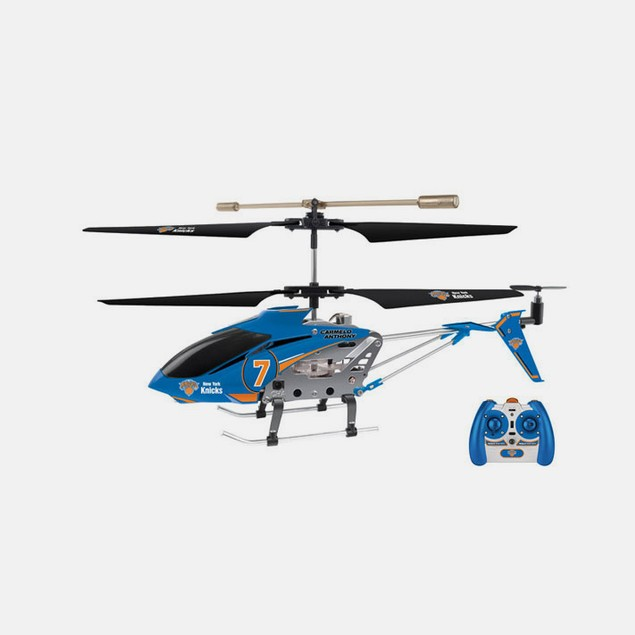 NBA NY Knicks Carmelo Anthony RC Helicopter