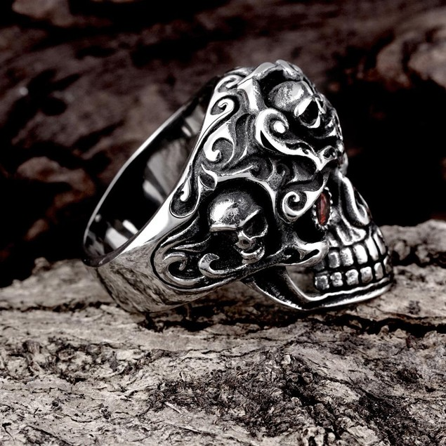 Lord of the Ring's Stainless Steel Ring