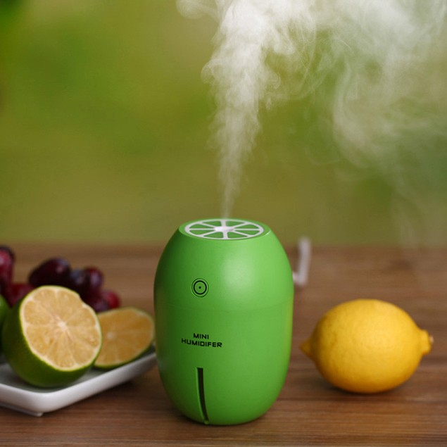 Humidifier Office Room Steam Air Purifier  Diffuser Mist Portable  USB