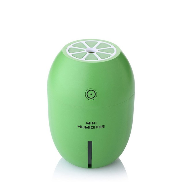 Portable USB Air Humidifier/Diffuser - Assorted Colors